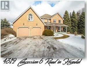 4312 CONCESSION ROAD 6 RD Clarington, Ontario