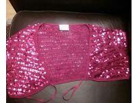 Girls Next Sequence Dress/Jacket