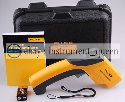 Fluke Fluke-63 Ir Thermometer -25 To 999f 1 In12 In Focus New