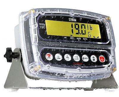 Detecto Water proof Legal for Trade Scale Indicator Digital readout Brand NEW