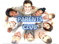 Parents Club - get answers and strategies, develop friendships, treat yourself
