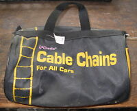 Cable Tire Chains - LaClede Stock No. 1018