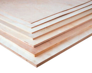 Baltic Birch Plywood - genuine top quality from Russia not China