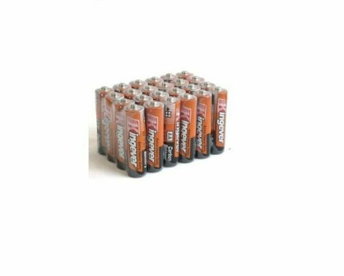 24 Pack AA Batteries Heavy Duty 1.5v. Wholesale Lot New Fres