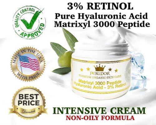 matrixyl 3000 peptide hyaluronic acid 3 percent