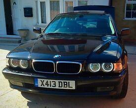 BMW E38 735i