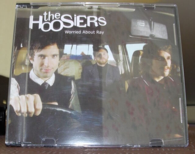 HOOSIERS - WORRIED ABOUT RAY (CD SINGLE)