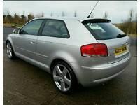 Audi a3 tdi sline dsg