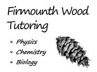 Physics, Chemistry and Biology tutoring for National 5 and Higher students.