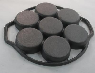 Texsport 14477 Cast Iron Biscuit Pan 18469