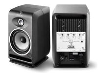 Focal CMS 50 - A PAIR of Active Nearfield Studio Monitors