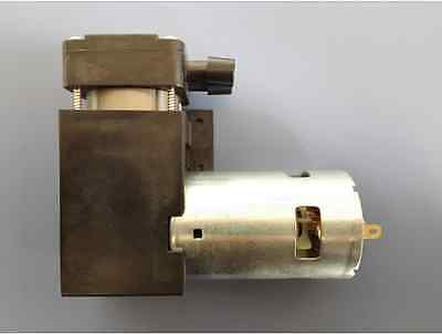 12v Mini Vacuum Pump Negative Pressure Exhaust Suction Pump 85-120kpa 24lmin