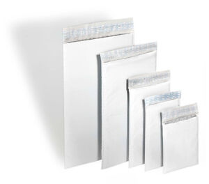 250 #0 XPAK POLY BUBBLE MAILERS PLASTIC ENVELOPES 6.5X10 +FREE Expedited ship!