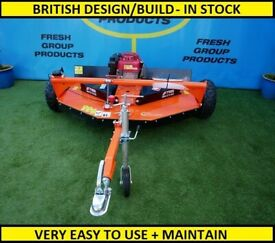 Paddock Topper. ATV Paddock Topper. Quad Bike Paddock Topper. Finishing Mower.
