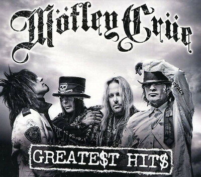 Motley Crue - Greatest Hits CD - SEALED - Best Of Album - Feelgood Shout