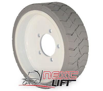 Jlg Scissor Lift Wheel Tire Assembly Rim 4860182 1532e2 1932e2