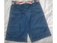 NEXT Girl's Crop Jeans Age 11 To 12 Years Excellent condition