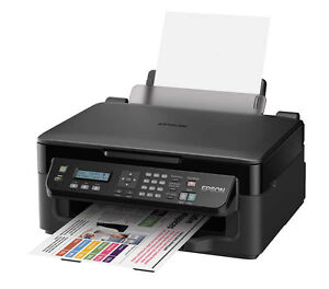new epson wf 2510 4 colour multifunction printer from bing. Black Bedroom Furniture Sets. Home Design Ideas