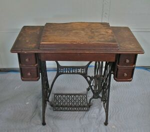 Wanted Antique Sewing Machine