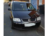 Great Condition Volkswagen Touran £2750