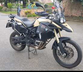 2013 BMW F800 GS ADVENTURER for sale  Goole, East Yorkshire