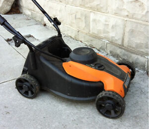 WORX Cordless Lawnmower - needs Battery, Charger