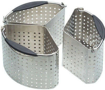 Masterclass 3 Sección Perforado Vegetal de Cocina Cestos Cazo Separadores