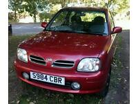 Nissan Micra 1.3 Si With MOT For Sale