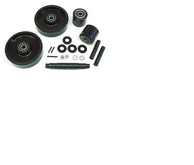 Multiton T45 Pallet Jack Complete Wheel Kit