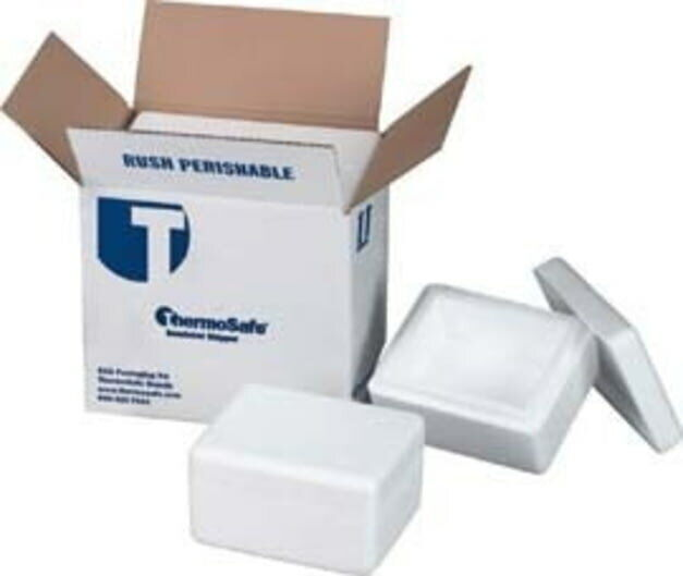 Tegrant Thermosafe ThermoSafe Thick and Thin Wall Insulated Shippers, : 453