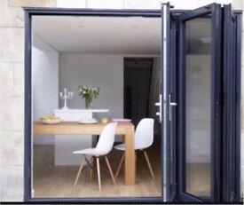3 Door Bi Folding Door New Glazed