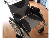 Enigma LIGHTWEIGHT wheelchair - Drive - £80 - ALMOST NEW