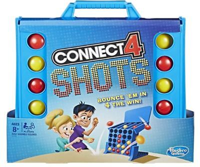 Connect 4 Shots Game hasbro four Family Fun Time children Gift 2018 new toy kids](Kids Fun Games)