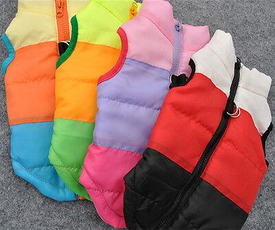 Купить Unbranded - Dog Cat Coat Jacket Pet Supplies Clothes Winter Apparel Clothing Puppy Costume