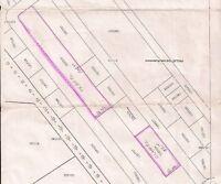 2 très grands terrains - Duvernay Est- Laval Aut. 25