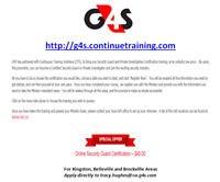 Security Guard Course - ONLINE!