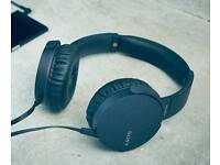 SONY headphones with mic MINT CONDITION