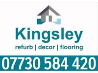 Decor, Flooring, Kitchens, Bathrooms and more by Kingsley Contractors - Birmingham and Solihull