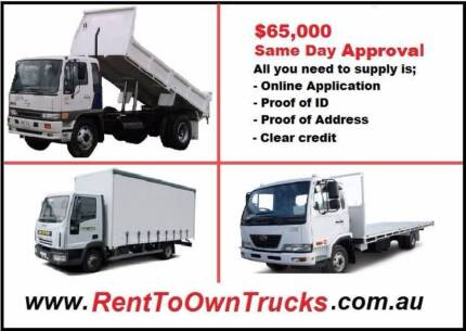 Rent to Own Trucks
