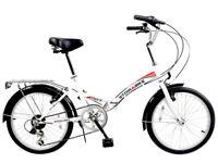 """Stowabike City"" Folding Commuter Bike"