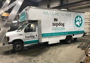 Top Dog Mobile Spa- We come to you!   Save $5 off your 1st visit