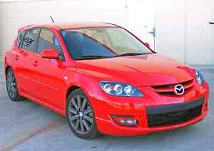 Wanted: Mazdaspeed 3 or 6