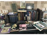 Folio society and history books