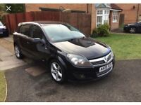 Vauxhall Astra,SRI-CDTI-SPORT-2008,low milage,long mot,QUICK SALE PRICE!!! Autotrader valuation 1820