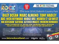 Lets rock Scotland 2018