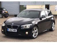 2012 BMW 1 Series 2,0 118d M Sport 5dr