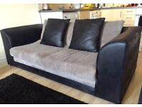 Three & Two Seater Sofa