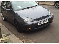 Perfect condition Ford Focus ST170