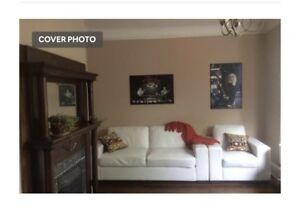 Rock and Roll theme Victorian (Flat 4-6 month rental available)