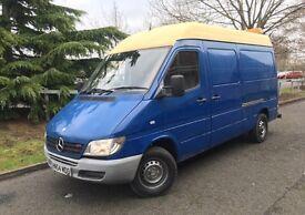 2004 Mercedes Benz Sprinter 2.2 CDI 311 Panel Van